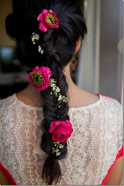 Indian Wedding Hairstyles (85)
