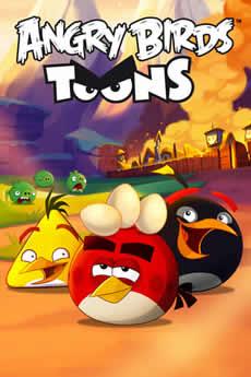 Baixar Série Angry Birds Toons 1ª Temporada Torrent Grátis