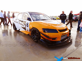 Mitsubishi Evo Race