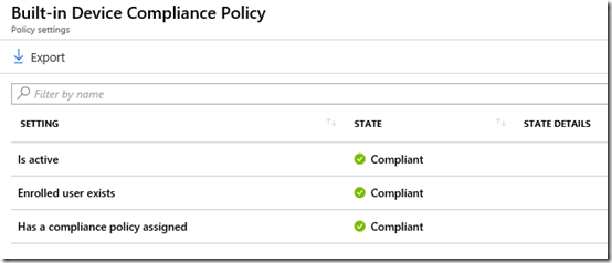 Setting up an iOS Intune device compliance policy – CIAOPS