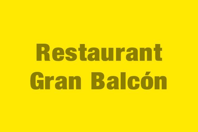 Restaurant Gran Balcón es Partner de la Alianza Tarjeta al 10% Efectiva