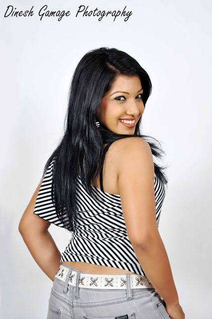 Nehara Pieris - hot Sri Lankan actress and Model