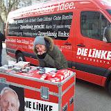 3. Februar 2012 Fraktionsmobil Dillingen