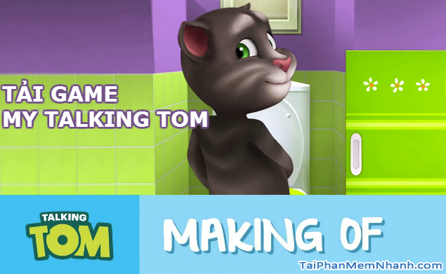 Tải Game My Talking Tom nhanh cho Android
