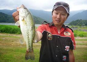 31位:額賀大貴プロ(1本 220g)