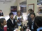 Incontro con i giovani rappresentanti dell'azienda Zaccagnini (Abruzzo)