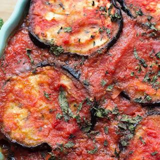 Greek Eggplant Caserole Recipe