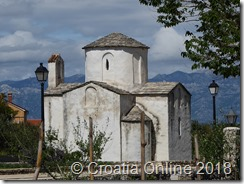Croatia Online - Nin Church Of The Holy Cross