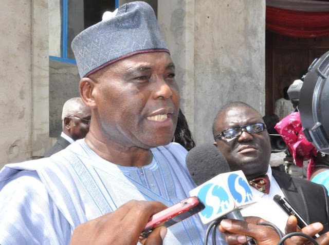 PDP convention: I will not step down – Dokpesi