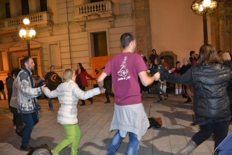 Concert gralles a la Plaça Sant Francesc 8-03-14 - DSC_0757.JPG