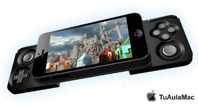 Mejora la jugabilidad de tu iPhone 5 gracias a iFrogz