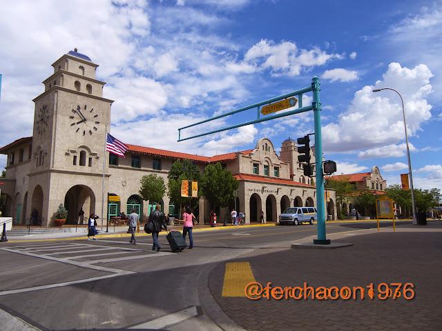 Ruta 66. Grants - Santa Rosa