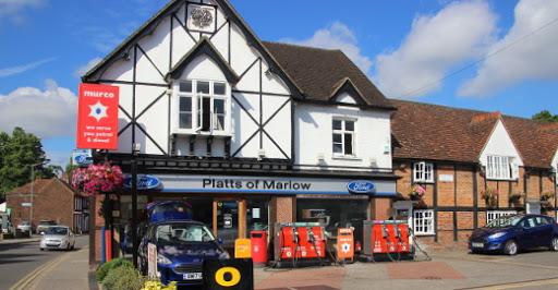 Platts Ford - Marlow