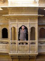 Patwa-ki-Haveli - Jaisalmer, Rajasthan