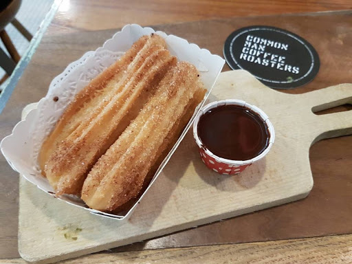 9. The Story of Churros, CMSR