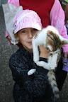 Terka a zatoulané koťátko