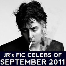 JR's Fictional Celebrities of September 2011