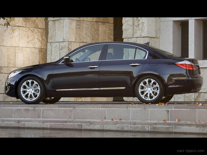 2011 Hyundai Genesis Sedan Specifications Pictures Prices