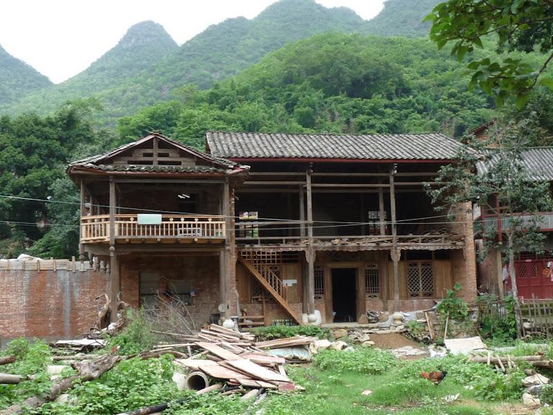 Chine . Yunnan BA MEI 2 - P1260967.JPG