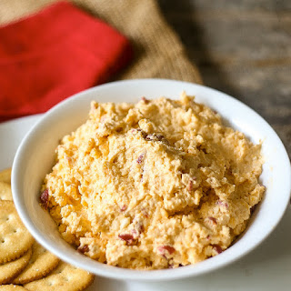 The Best Homemade Pimento Cheese Dip Recipe