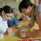 2014-09-13 - Zajęcia plastyczne - dekoracyjne deseczki