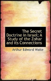 Cover of Arthur Edward Waite's Book The Secret Doctrine In Israel.pdf