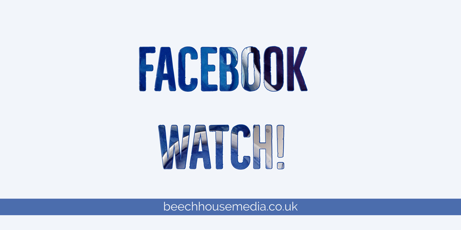 Facebook Watch new video platform