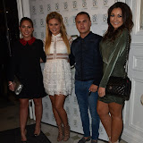 OIC - ENTSIMAGES.COM - Cassie Rowan, Alex Weaver, Charles Martin  and Jordan Sargeant at the  Launch of Dawn Ward as the face of new brand 3D SkinMed London 16th September 2015 Photo Mobis Photos/OIC 0203 174 1069