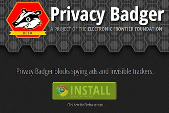 EFF publica la beta del plug in antirrastreo Privacy Badger