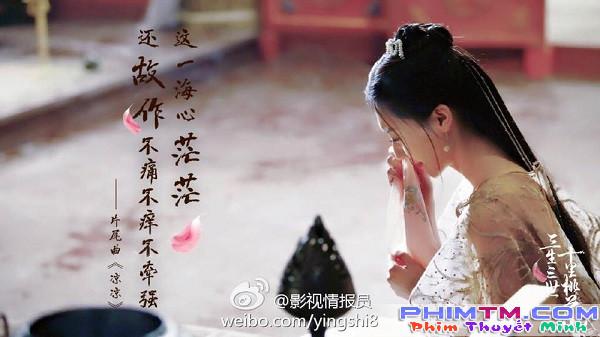 """Không thể nhận ra nổi Lưu Thi Thi vì đoàn phim """"Túy Linh Lung"""" dùng photoshop quá """"có tâm"""" - Ảnh 10."""