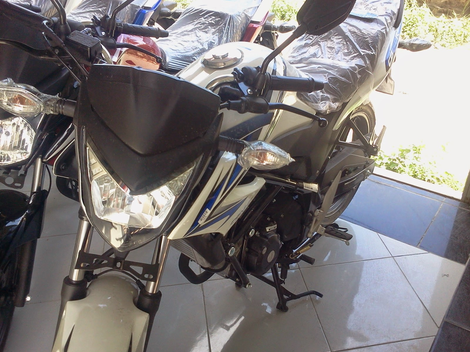 modifikasi cb150r 2013