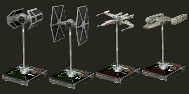 Wave 1 X-Wing