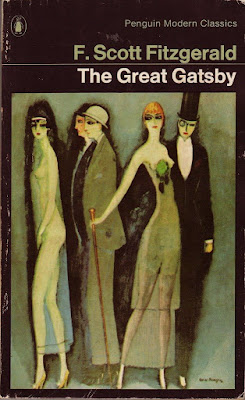 The Great Gatsby Book By F. Scott Fitzgerald