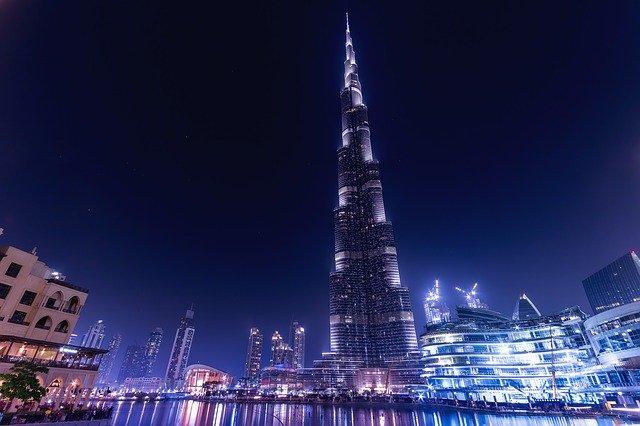 burj khalifa emirated dubai