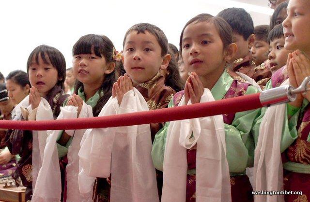 Tibetan Audience with HH Dalai Lama/HH Sakya Trizins Teaching in Portland, OR. - 30-cc%2BP5120143%2BC72.JPG