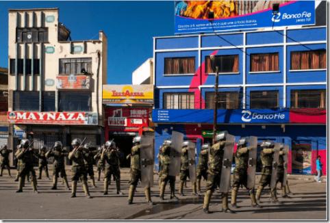 Joskowicz exhibe video sobre El Alto en Estados Unidos
