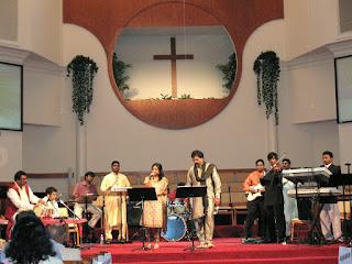 Jollee Abraham Concert 2007