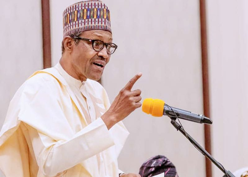 Respond to bandits in the language they understand - President Buhari tells Military