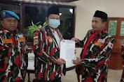 Ketua LMP MADA Jabar Menyerahkan Surat Keputusan (SK) Markas Cabang Kabupaten Cianjur