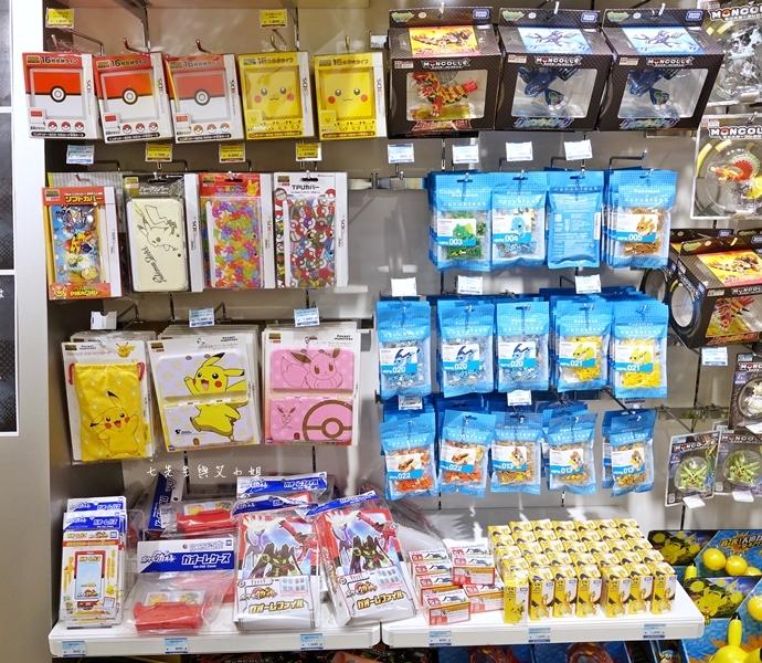 12 成田機場 寶可夢 神奇寶貝 皮卡丘 口袋怪獸 專賣店 東京旅遊 東京自由行 日本自由行