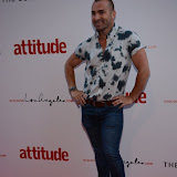 WWW.ENTSIMAGES.COM -   Louis Spence at  Attitude Magazine's World's Sexiest Men 2013 - summer party Takes place in The Carbon bar. The Cumberland Hotel,  London July 18th 2013                                                   Photo Mobis Photos/OIC 0203 174 1069