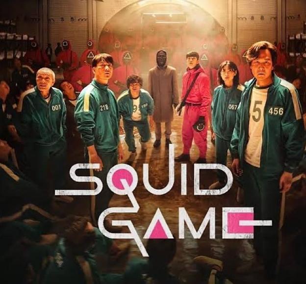 Squid Game Drama