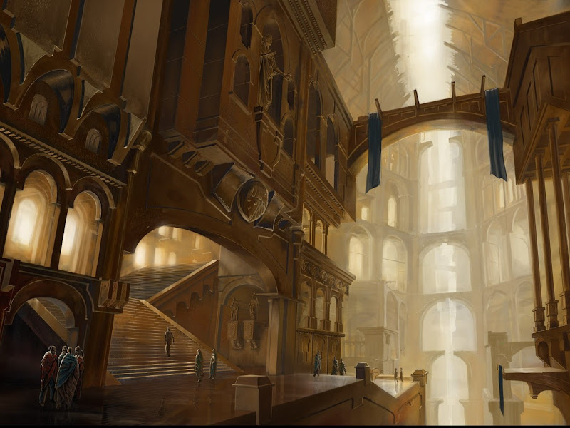 Corridors Of Time, Magical Landscapes 1