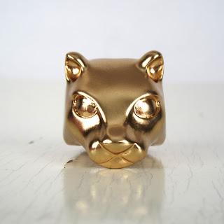 Kule Lion's Head Ring