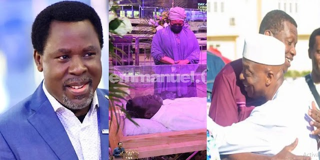 Pastor Giwa claims top pastor hated TB Joshua until his death, gives reasons