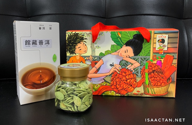 Gifts for Tea Lovers from Purple Cane this Ox-Picious CNY