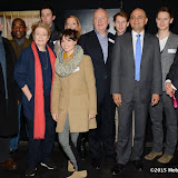 OIC - ENTSIMAGES.COM - Martin Shaw, Paterson Joseph, Dame Janet Suzman, Charlotte Riley, Rt Hon Shaun Woodward, Rt Hon Sajid Javid, Samuel Barnett, Robert Emms  and Luke Rittner at the   LAMDA West London campus launch London 12th February 2015