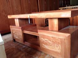 Kệ tivi gỗ MS-167