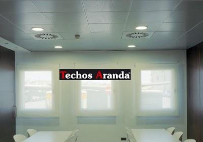 Presupuestos economicos techos metalicos Madrid
