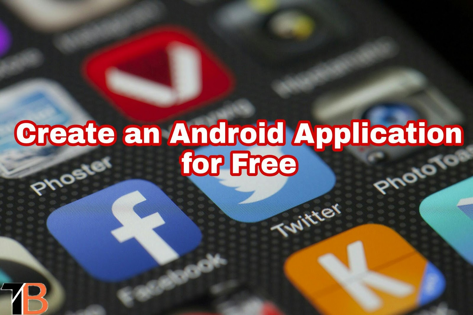 Create an Android Application for Free and Earn Money